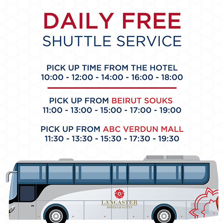 Free Daily Shuttle